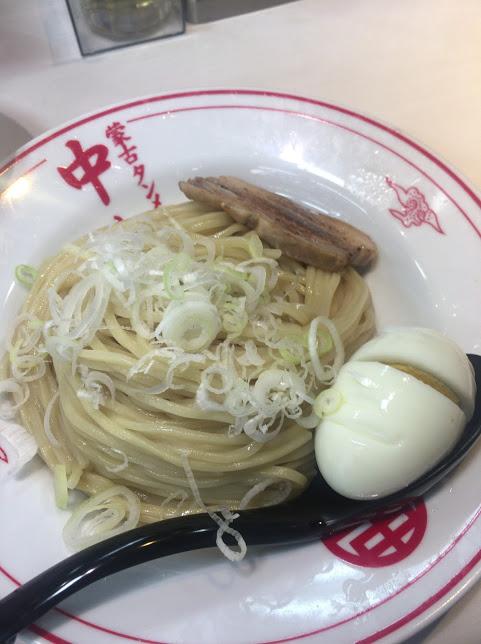 西池袋中本激辛冷麺6
