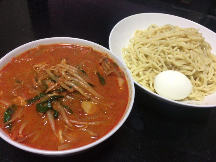 ファイヤーマウンテン_ファイヤー頂つけ麺
