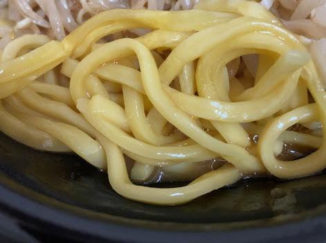 ローソンの二郎系チルド麺「豚醤油ラーメン」を実食!麺2