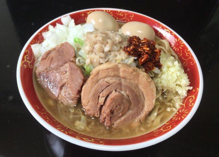 宅麺,桐龍,ラーメン8
