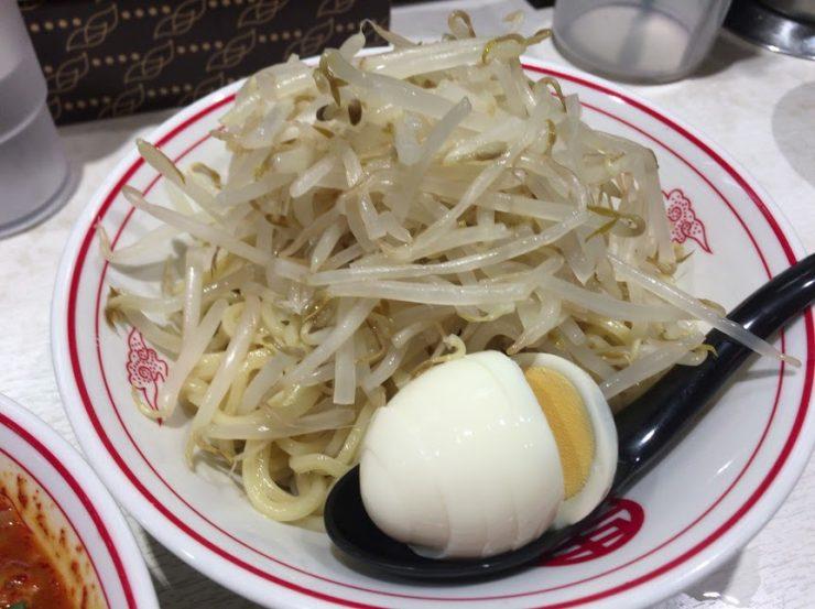 中本,東池袋,赤鬼,つけ麺9