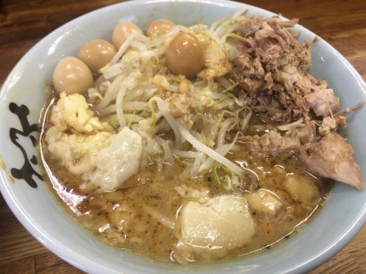小金井,二郎,つけ麺,レクイエム,再開,requiem9