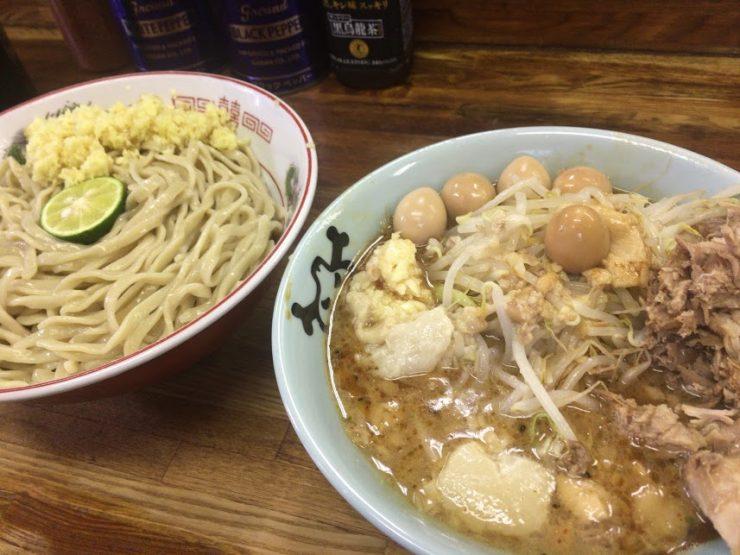 小金井,二郎,つけ麺,レクイエム,再開,requiem11