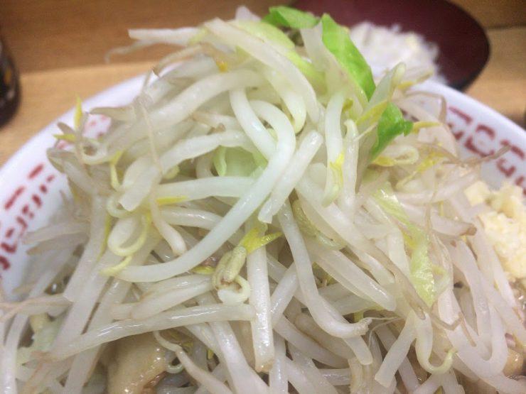 二郎,新代田,量,感想,麺,ルール,8