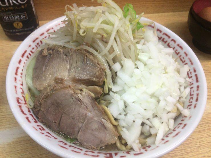 二郎,新代田,量,感想,麺,ルール,6