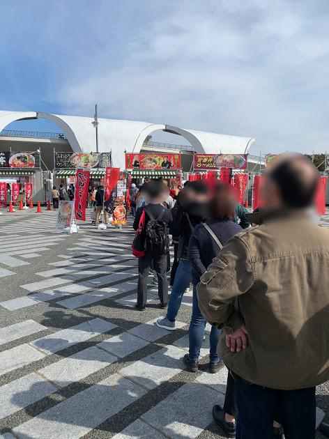 東京ラーメンショー,2018,一風堂,中本,コラボ,ラーメン16