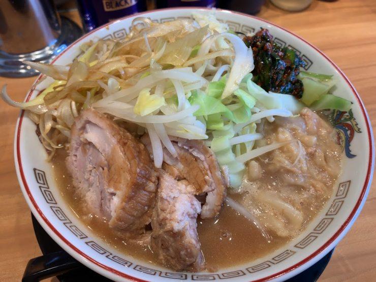 ラーメン豚山東長崎店のアイキャッチ