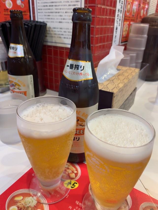 水蓮火-ビール