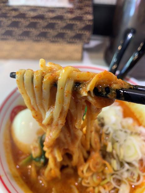 中本・北極担々麺、リフト