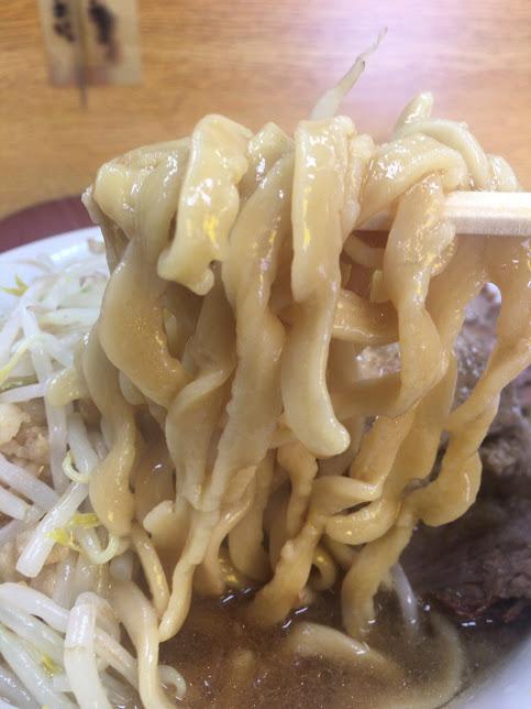 二郎,新代田,量,感想,麺,ルール,11